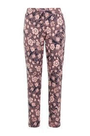 Trousers printed
