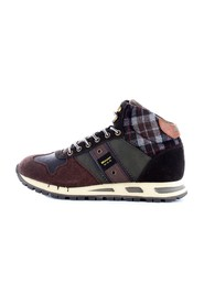 BLAUER 9FMUSTANG02/TAR Trainers Men BROWN