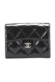 Timeless Patent Leather Wallet