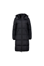Classic down long coat