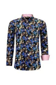Luxe Gekleurde  Overhemden- 3068