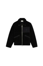 TECHNICAL PATCHED ZIPPED JACKET