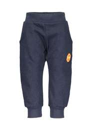 Blue Seven sweat pant STOP 990007-574 donkerblauw