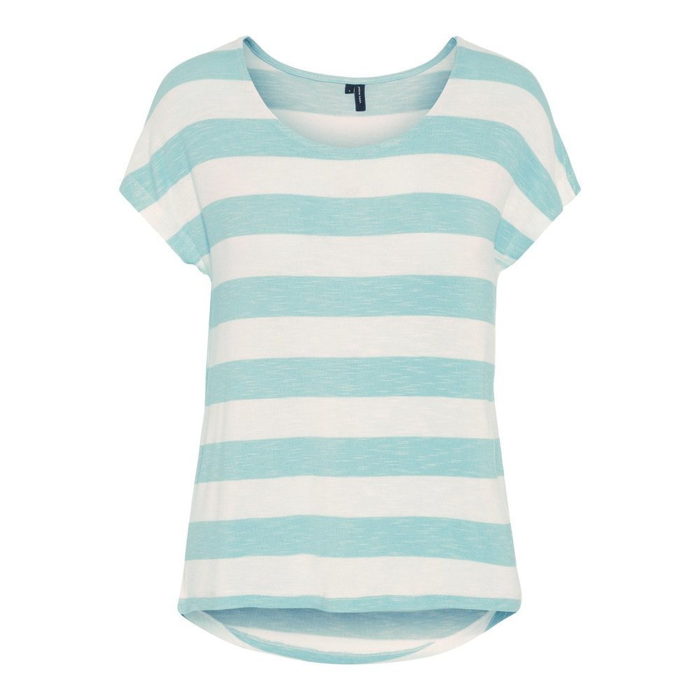 Short Sleeved Top Striped