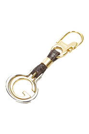 GG Metal Key Chain Brass