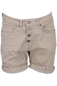LINDA CANVAS SHORTS
