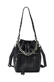 Gina Smooth Bucket Bag