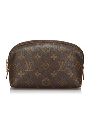 Monogram Canvas Cosmetic Case