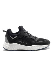 Crime London Sneakers Black