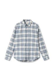 wild shirt  check F614
