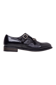 Double buckle shoe