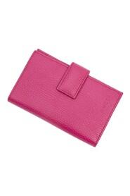 Używany kompaktowy portfel składany