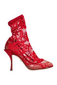 Damen Stiefeletten Stiefel Ankle Boots