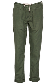 Dstrezzed tapered chino double wb cropped