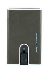 Credit card holder with Square RFID Sliding System