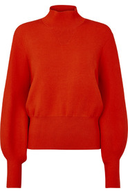 just female alma knit red