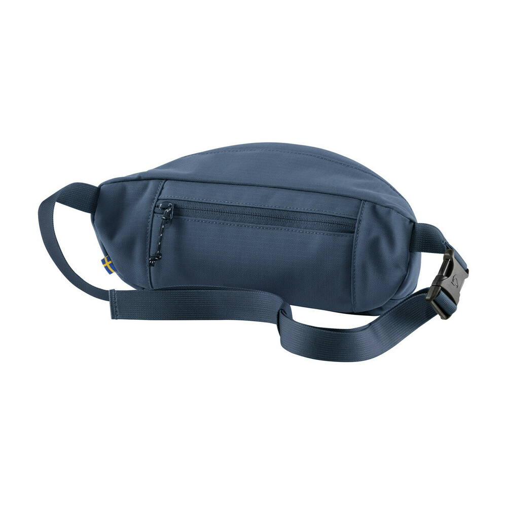 3fdf13493b6 MOUNTAIN BLUE Ulvö hip bag medium bæltetaske | Fjällräven ...