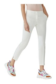 WOMEN'S CIGARETTE TROUSERS