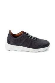 SUEDE CHUNKY SNEAKERS