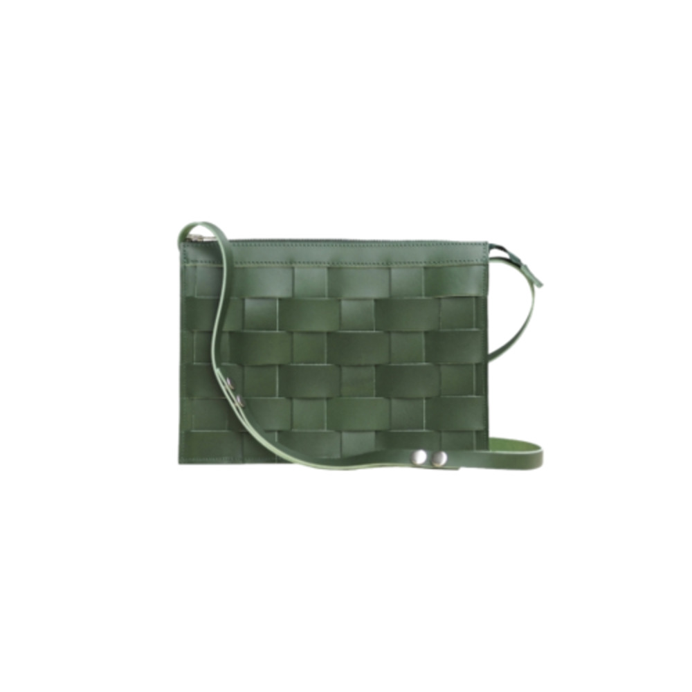 Eduards Accessories Green Näver Small Bag Eduards Accessories