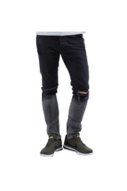 Skinny Jeans Two Tone