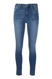 Jeans Le High Skinny Raw Edge Ambrose