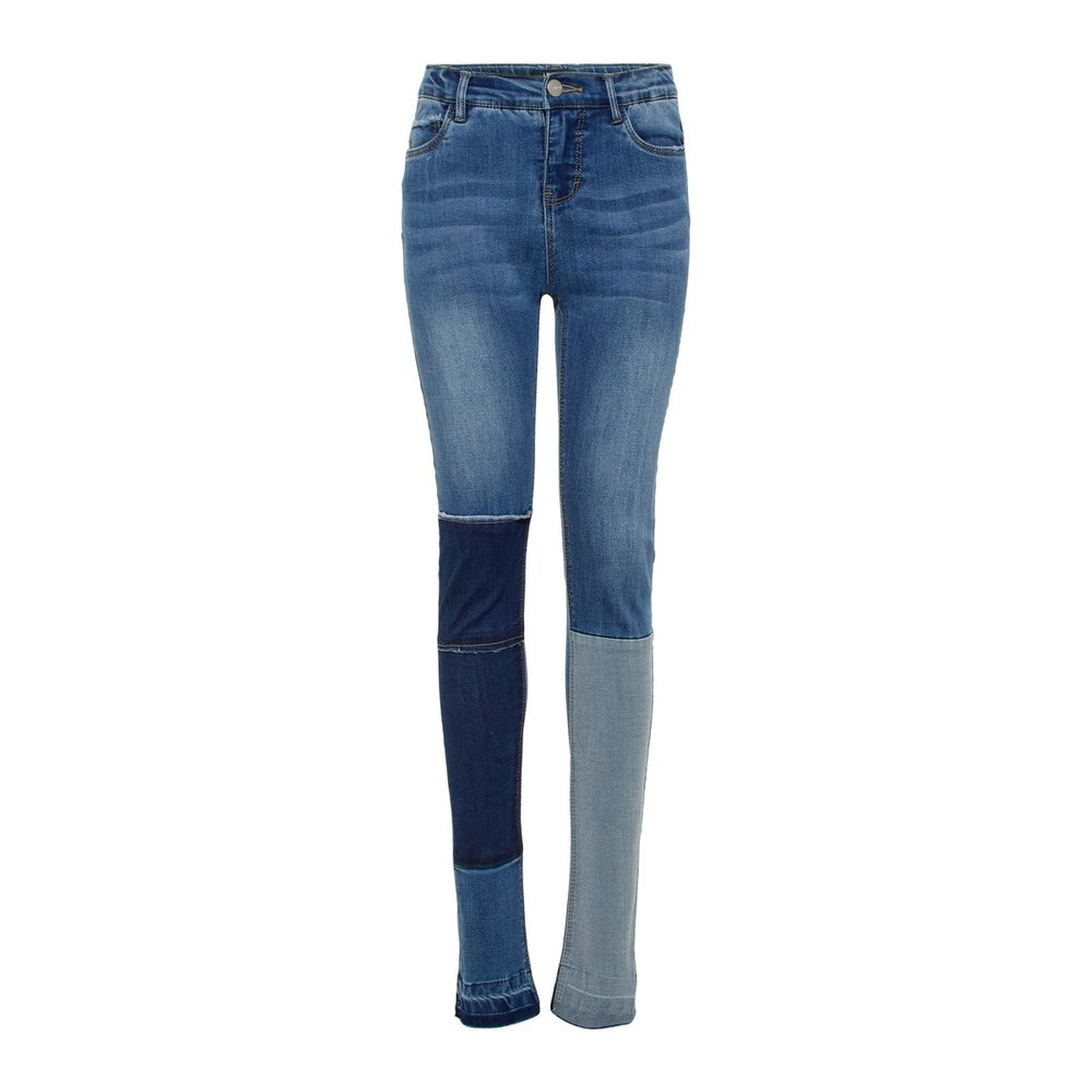 Jeans skinny fit patchwork