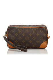 Monogram Marly Dragonne PM Canvas