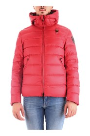 BLAUER 19WBLUC03035-005046 Coat Men RED