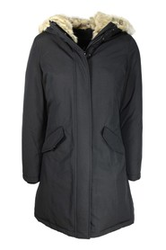 WOMEN'S JACKET XD4501 WITH LINED HOOD