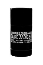 Zadig & Voltaire This Is Him Deodorant Stick 75g