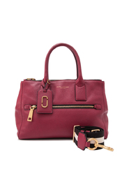 Calf Leather Gotham East/West Satchel