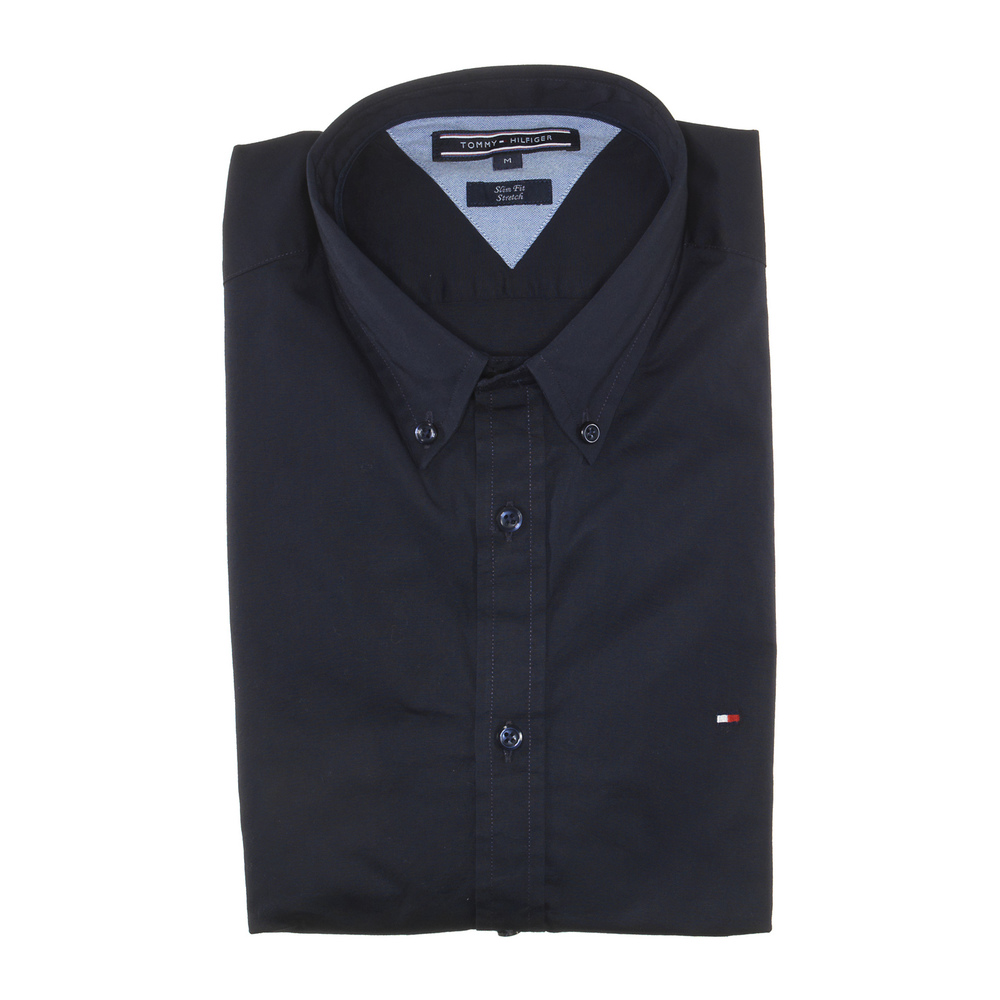 Tommy Hilfiger Stretch-shirt, Poplin
