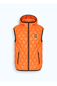 Colmar Diamond-quilted glossy Research vest 1289