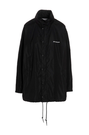 This Is Not The New Logo Rain Jacket