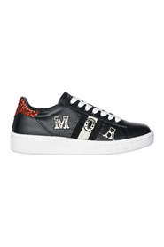 women's shoes leather trainers sneakers grand master