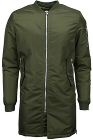 Biker Winter Jacket Parka