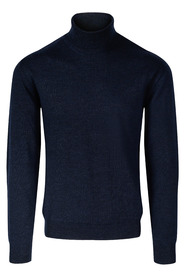 Clipper Merino Rollneck Strikk