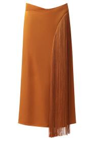 Deniz Fringe Skirt