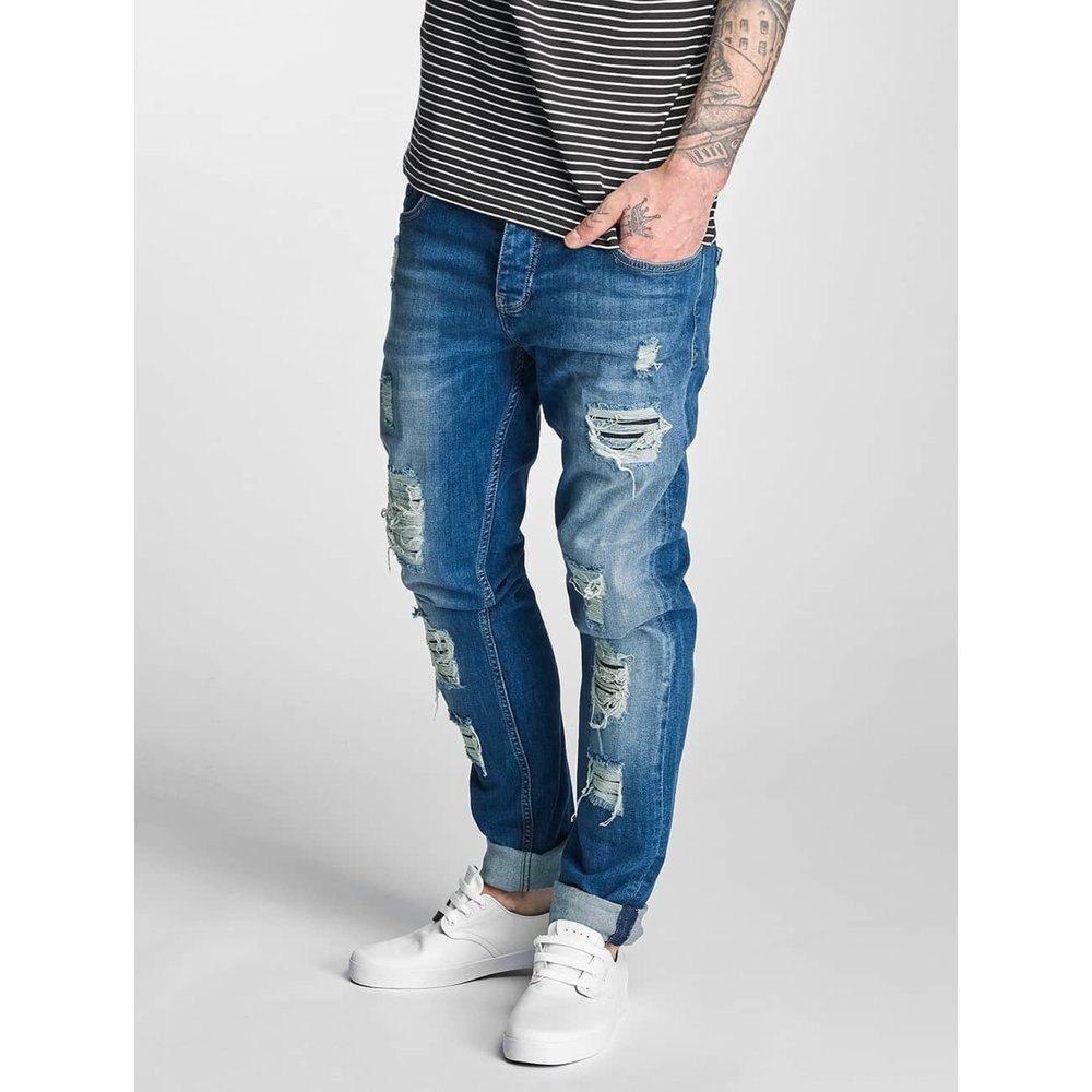 Straight Fit Jeans Point