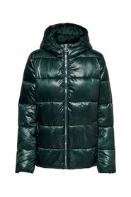 Quilted jacket Hooded