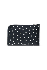 Dotted hand bag