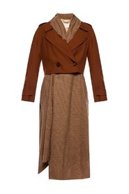 Two-layered coat