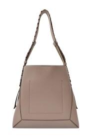 Medium Hobo Eco Bag Synthetic Leather