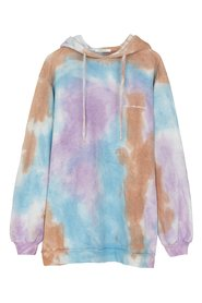 Lilac Super Oversized Hoodie