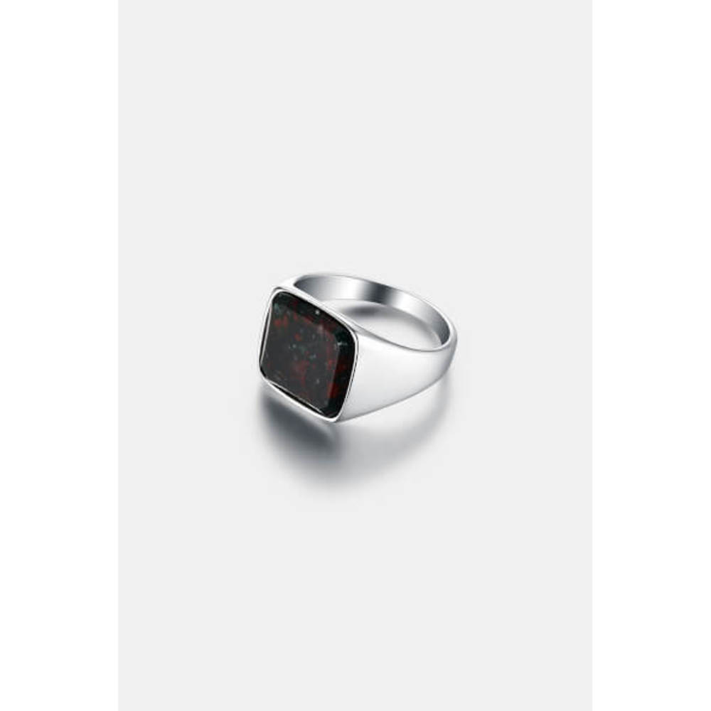 Bloodstone Signature Ring