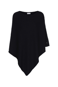 Tif Tiffy Pulse poncho navy