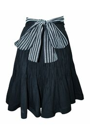 Pre-owned Pleated Skirt