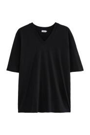 Mathilda V-Neck Tee T-Shirt