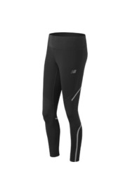 NEW BALANCE - WINDBLOCKER TIGHTS - SORT